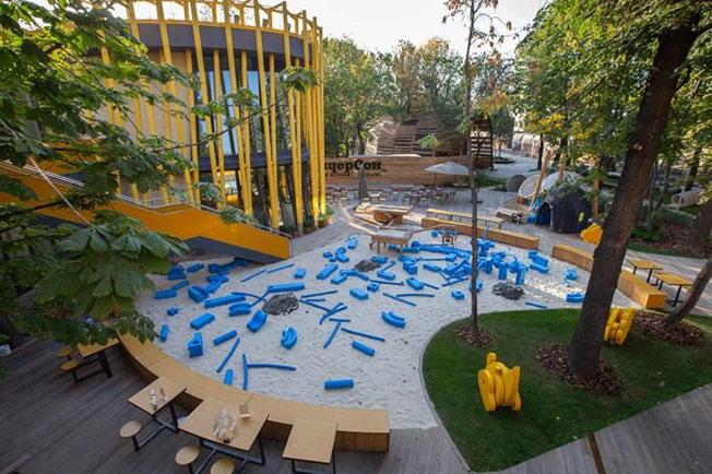 Архитекторы Wowhaus меняют облик Московского зоопарка