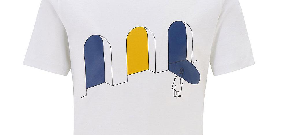 Константин Грчич создал коллекцию одежды для Hugo Boss