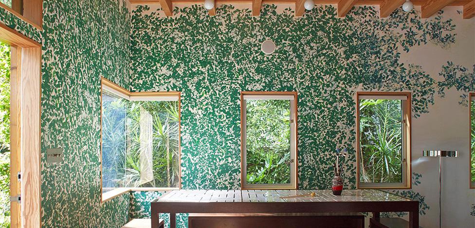 Даг Эйткен: дом художника в Калифорнии