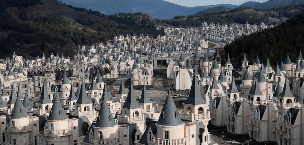 Турецкие замки в Болу