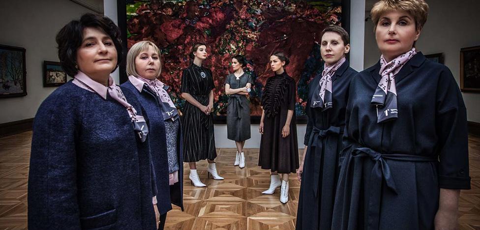 Третьяковская галерея обновила форму сотрудников