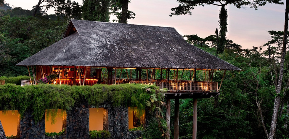 Datai Langkawi: курорт в тропическом лесу