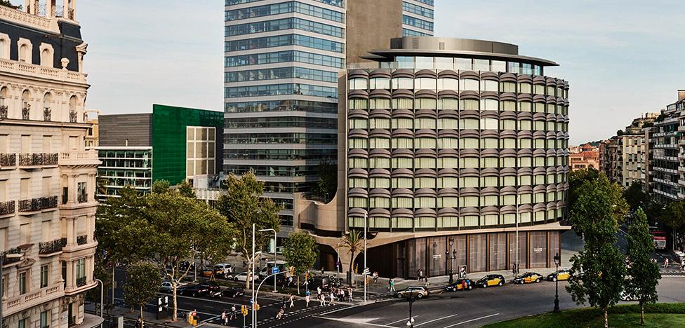 Архитектор Марсио Коган: роскошные квартиры в Барселоне