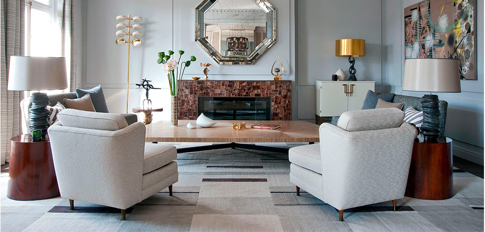 Жан-Луи Деньо: квартира для английской семьи