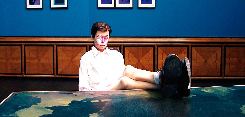 Андро Векуа в Музее «Гараж»