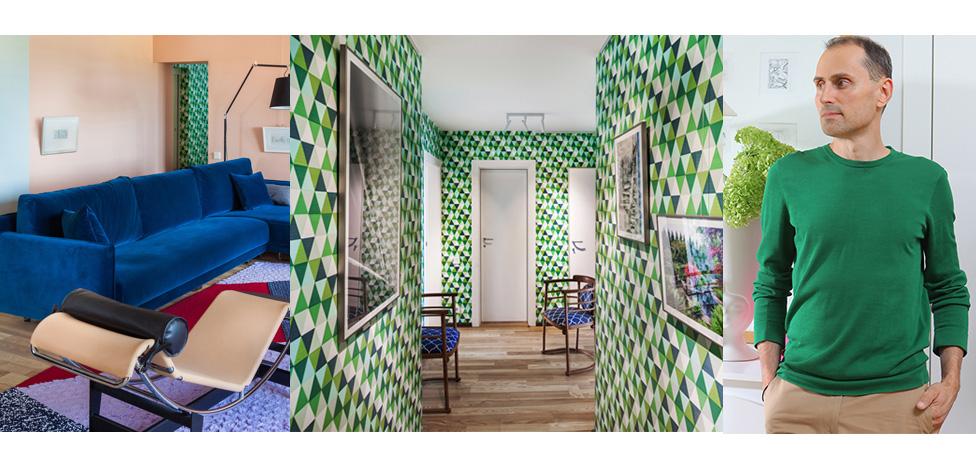 Алексей Дайнеко: цвет, свет и декор