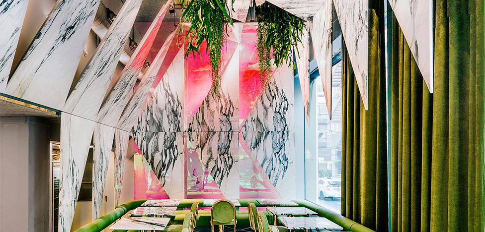 Andrés Jaque Architects: богемный ресторан в Мадриде