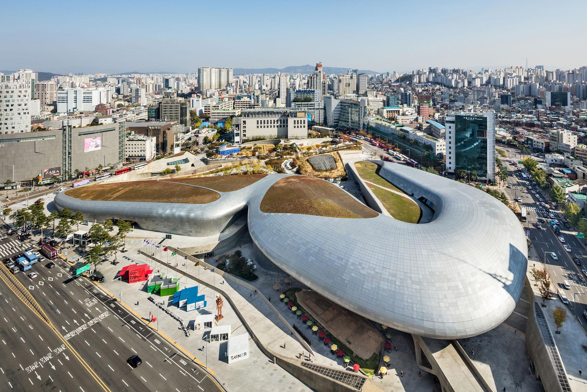Сеульская архитектурная биеннале: жизнеспособный город