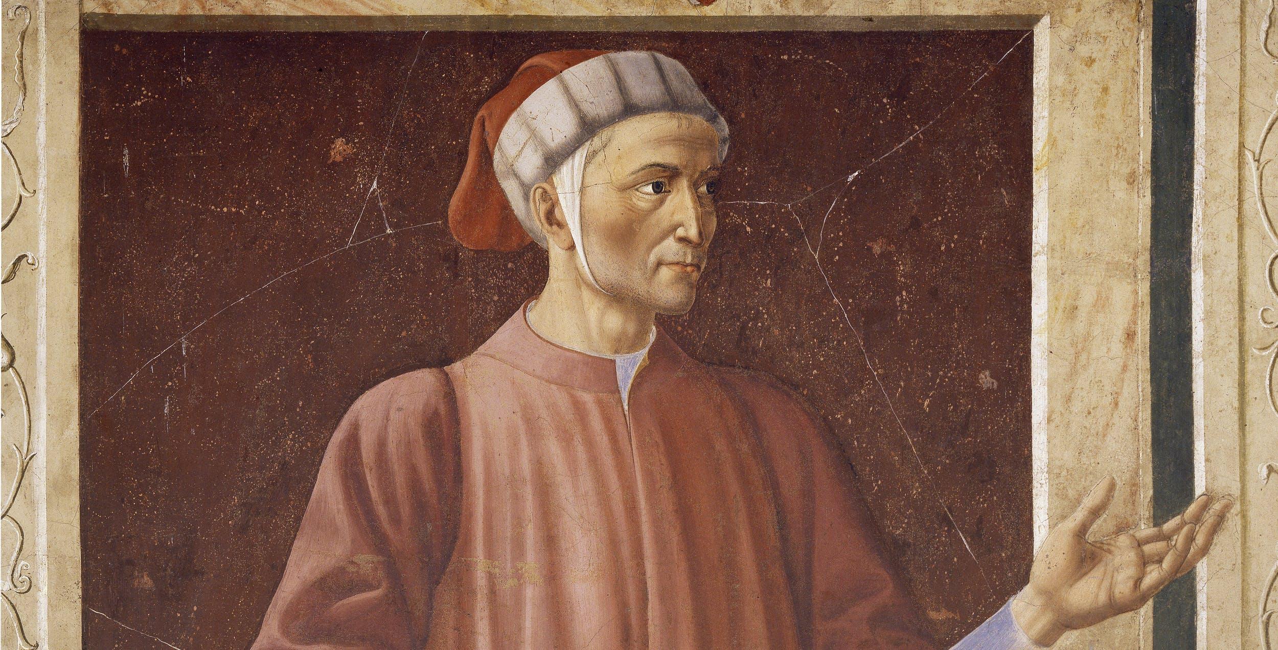 Искусство в 2021: год поэта Данте Алигьери в Италии