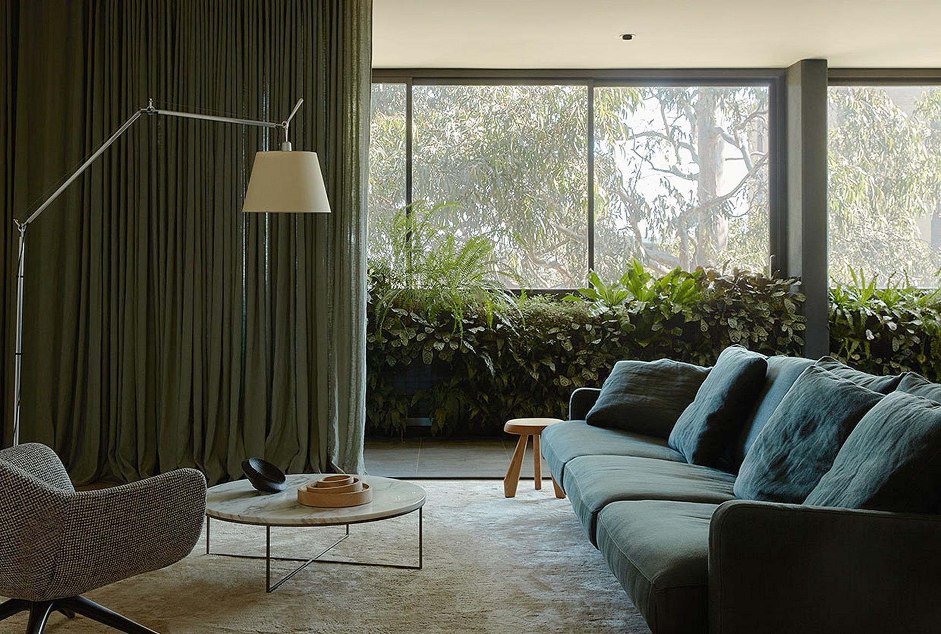 Семейная квартира в Мельбурне по проекту Fiona Lynch Office