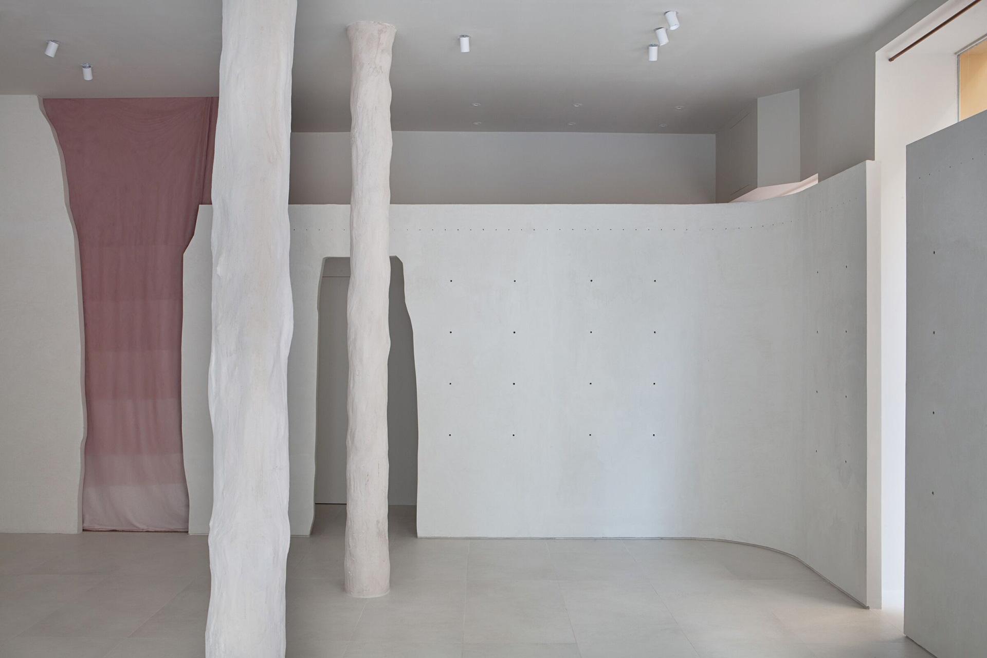 Бутик в Малаге по проекту Ciszak Dalmas Ferrari