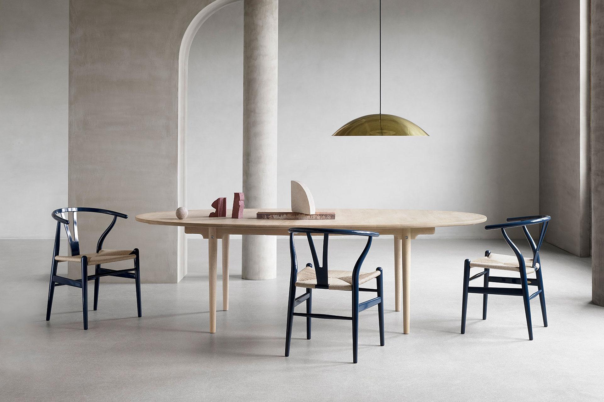 Тренды 2021/2021: переиздание мебели Ханса Вегнера