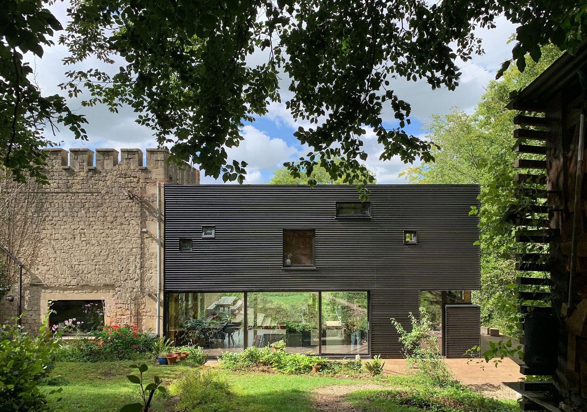Пирс Тейлор: энергоэффективная реконструкция собственного дома