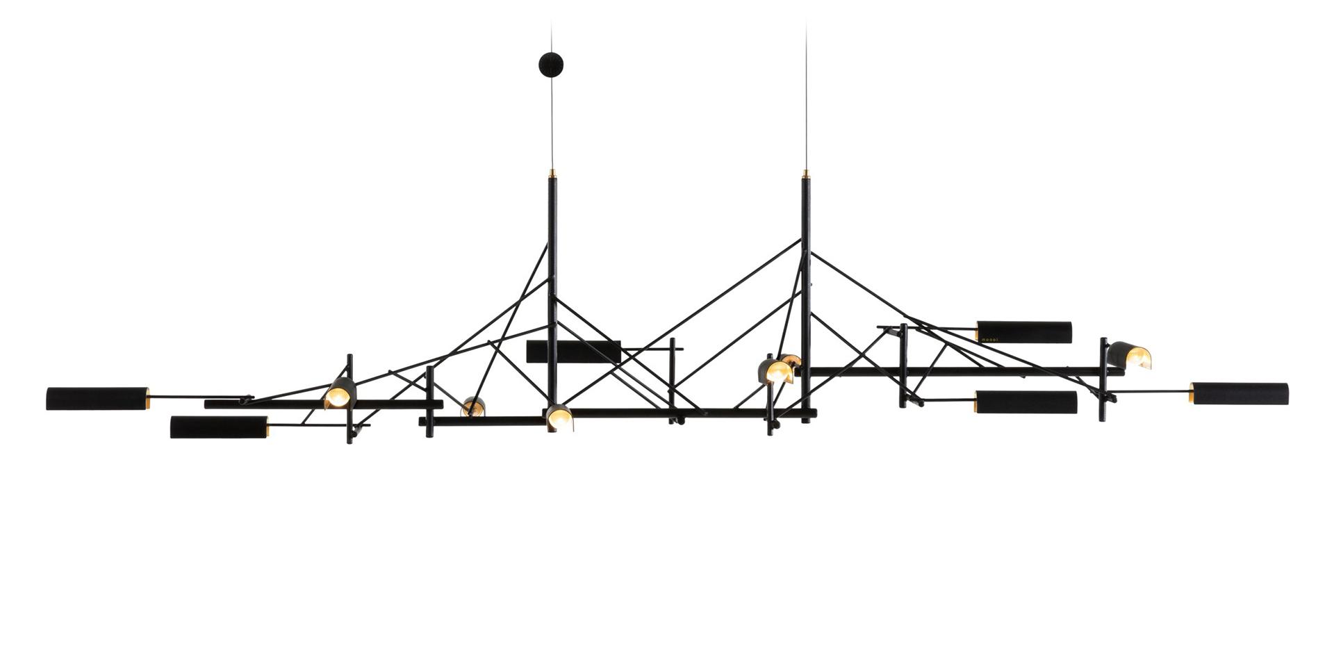 Светодизайн 2020: рукотворный и технологичный светильник Юста ван Блейзвика