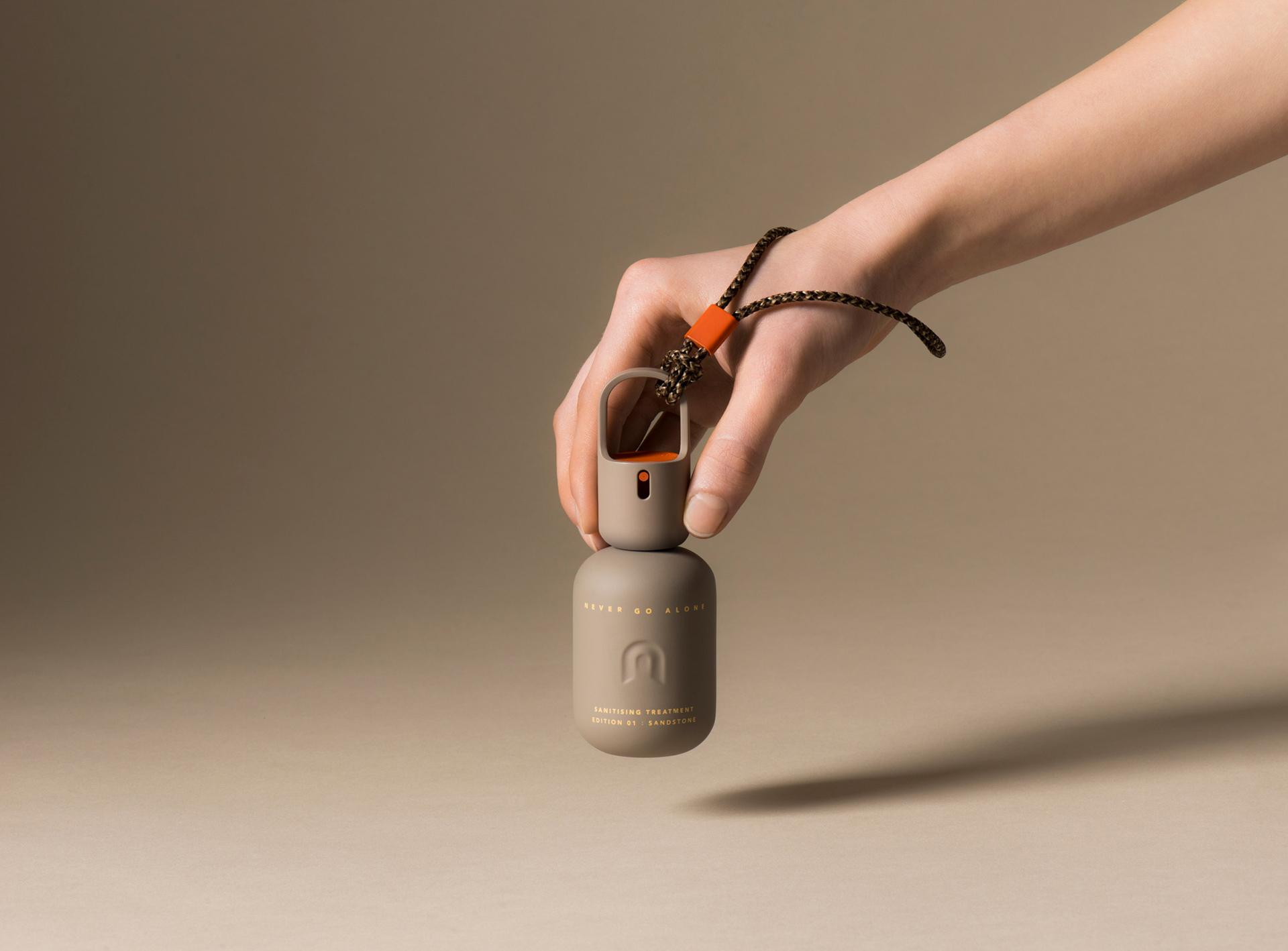 Бенджамин Хьюберт: средства гигиены как объект дизайна