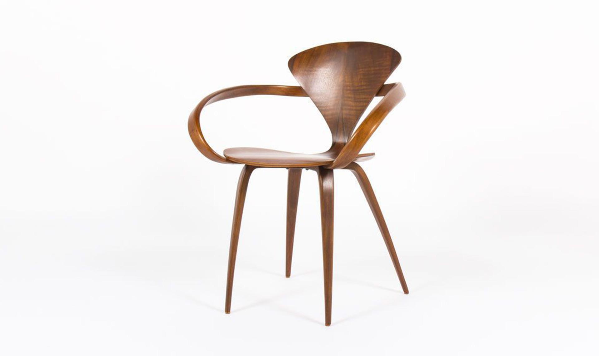100 лет дизайна: стул Нормана Чернера