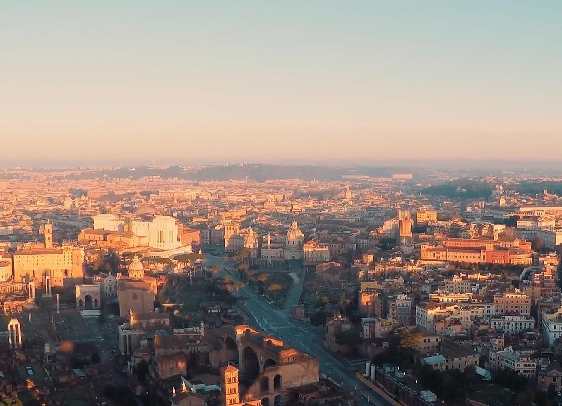 Италия в видеоролике Оливье Астролого
