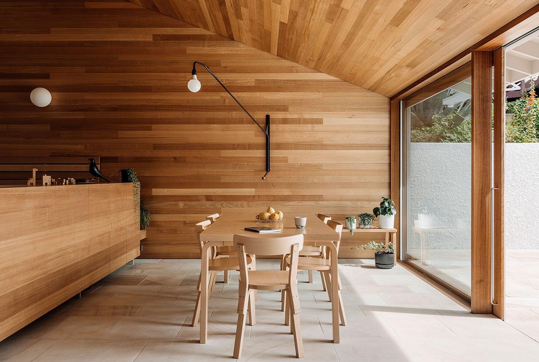 Taylor+Hinds Architects: семейный коттедж в Тасмании
