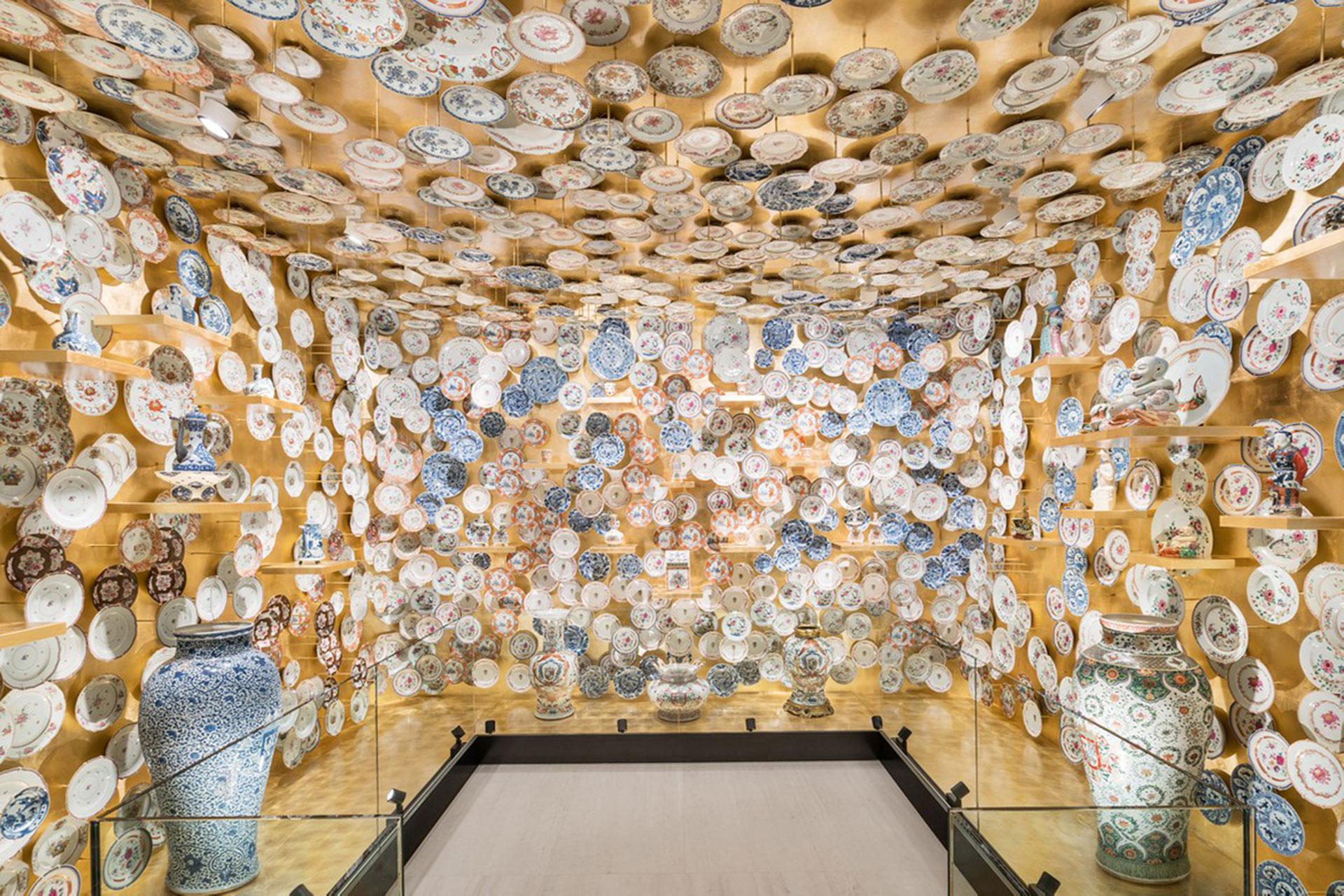 Фарфоровые чудеса в Fondazione Prada