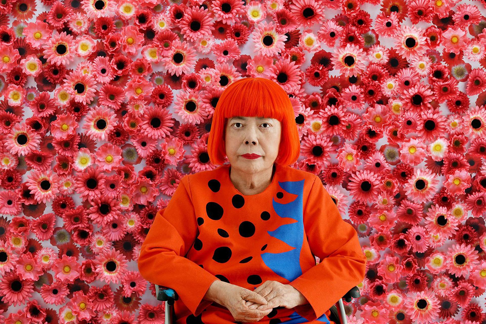 Яёи Кусама: больше, чем искусство