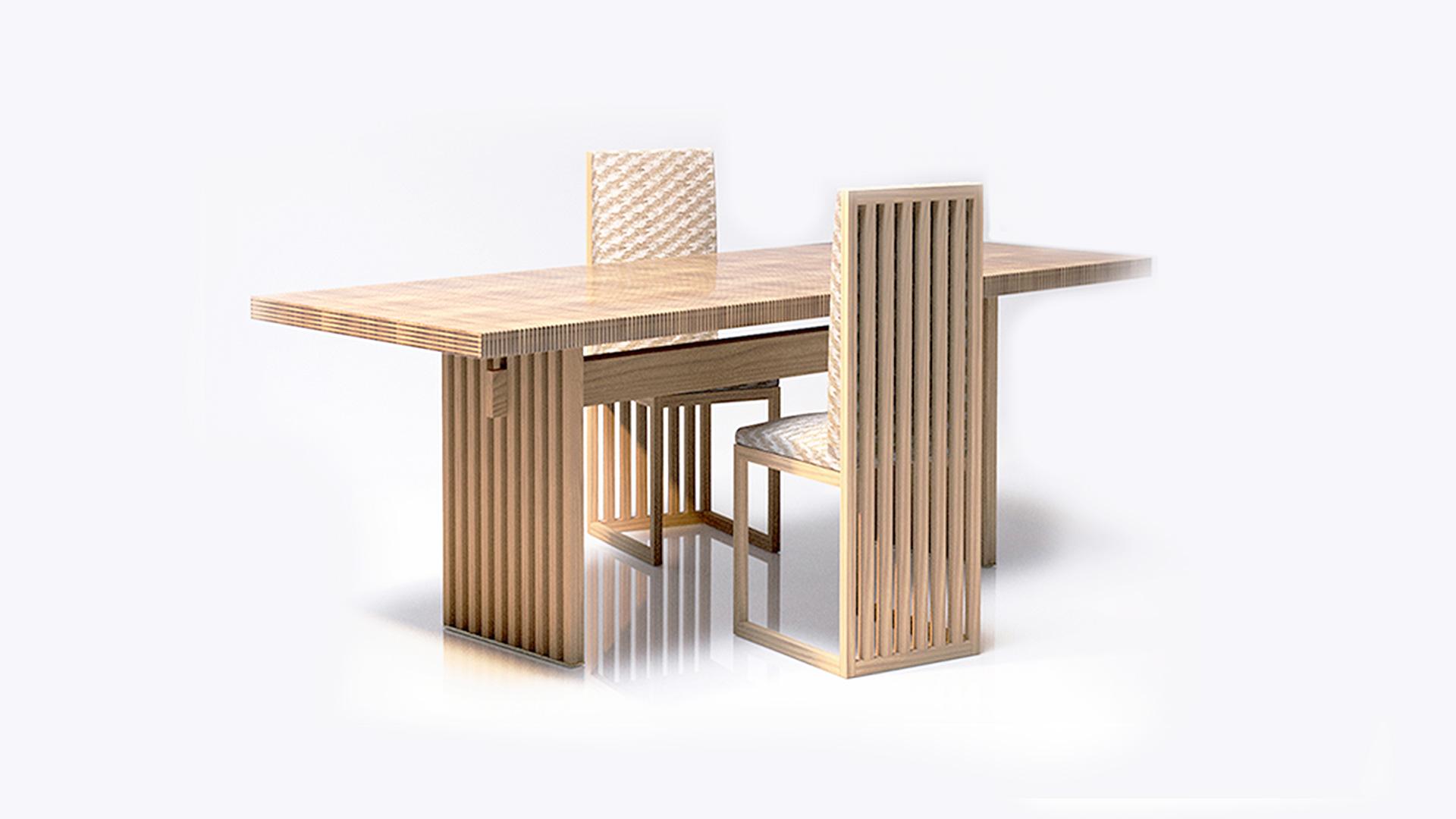 Ар-деко и устойчивый дизайн в коллекции Armani/Casa