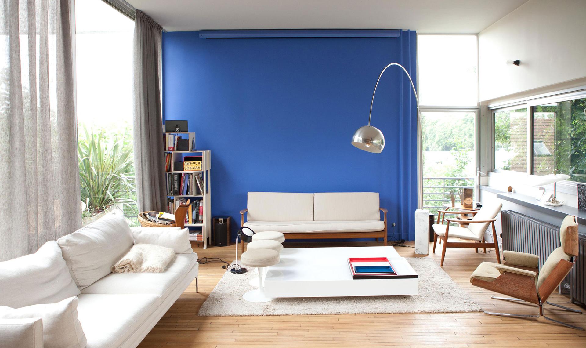 Квартира в доме по проекту Ле Корбюзье выставлена на продажу