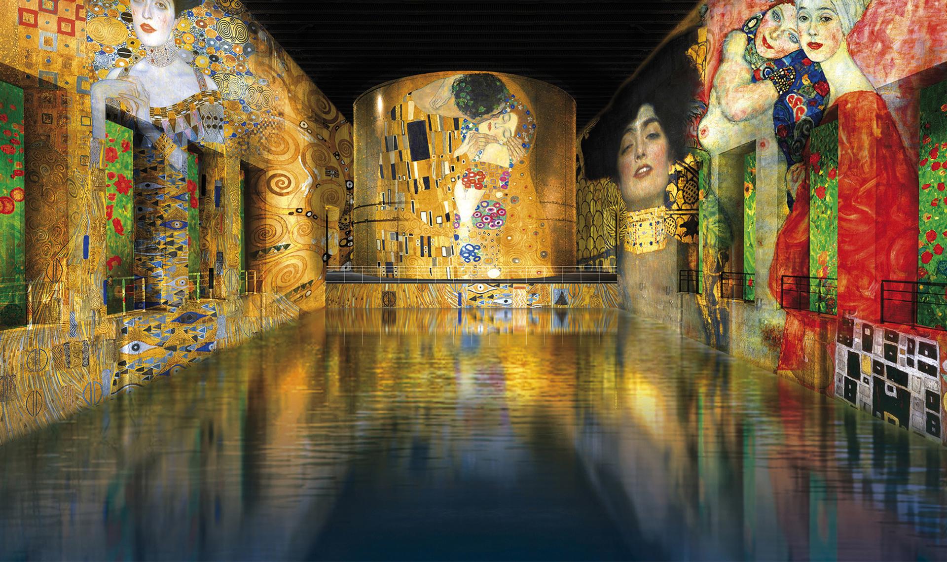 Крупнейший в мире Центр цифрового искусства открылся в Бордо