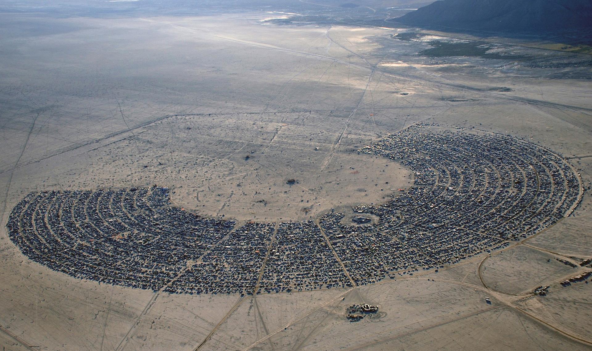 Фестиваль  Burning Man 2020 отменен