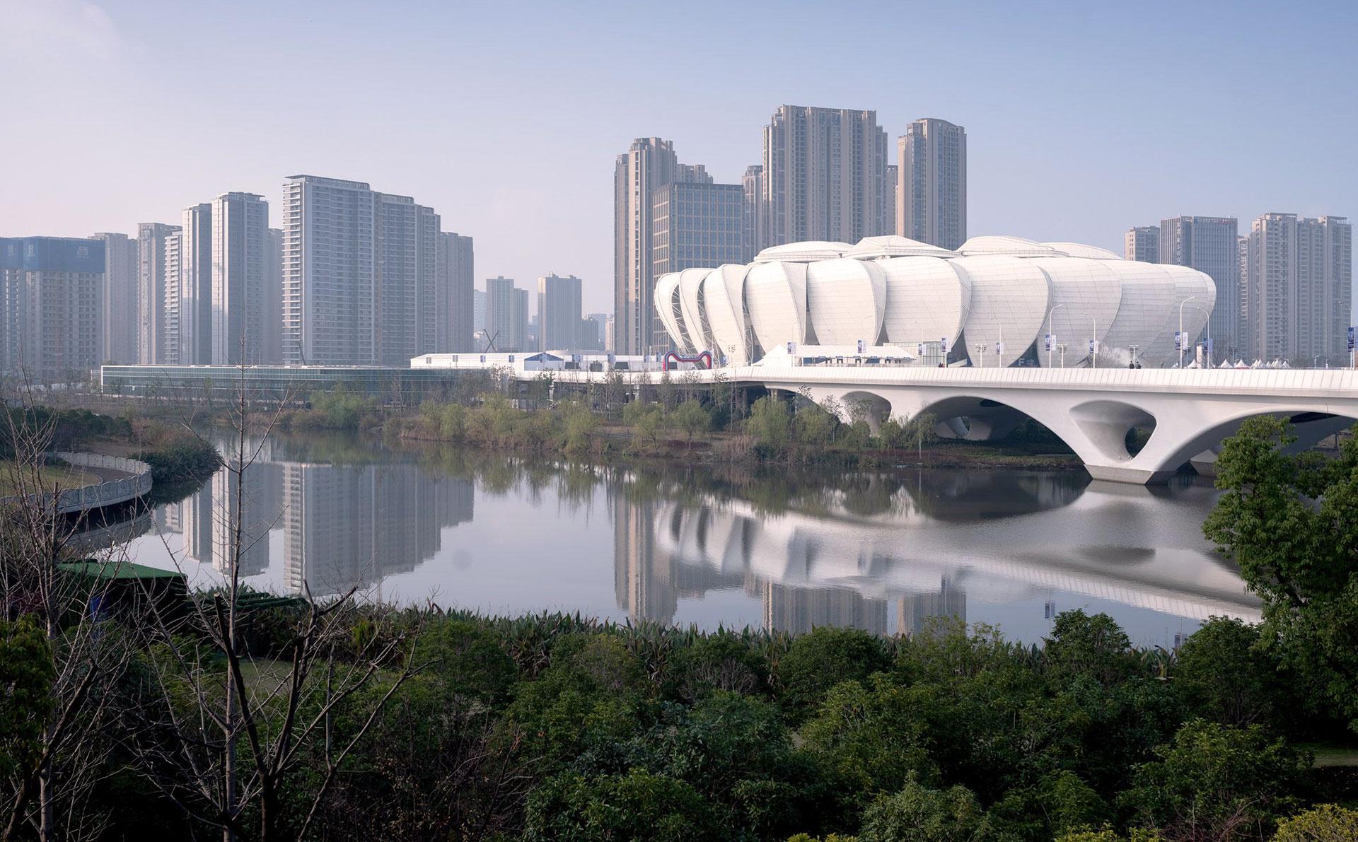 Лучшее в 2020: 12 грандиозных построек в Китае