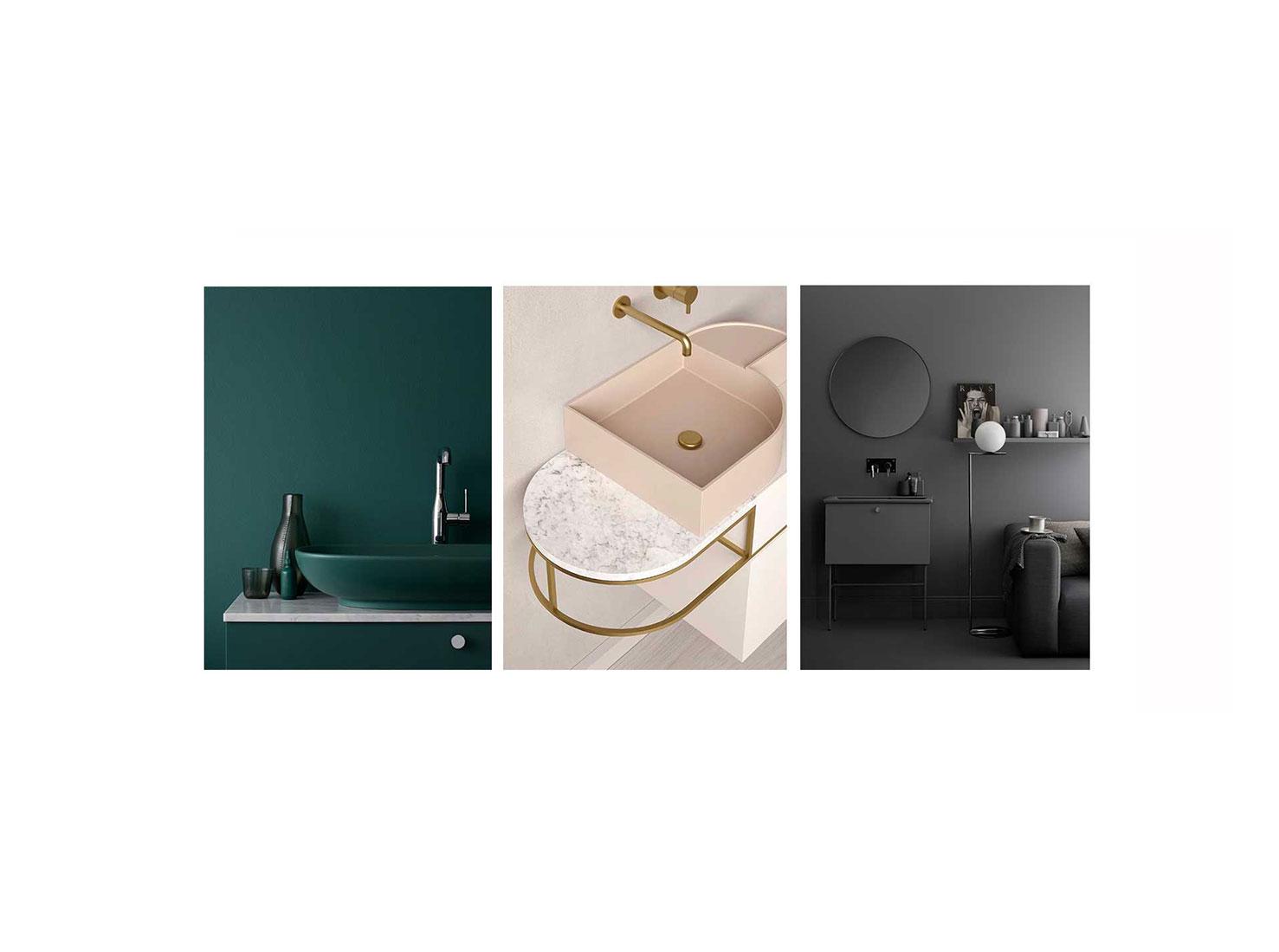 Ванная комната 2019/2020: 12 трендовых палитр