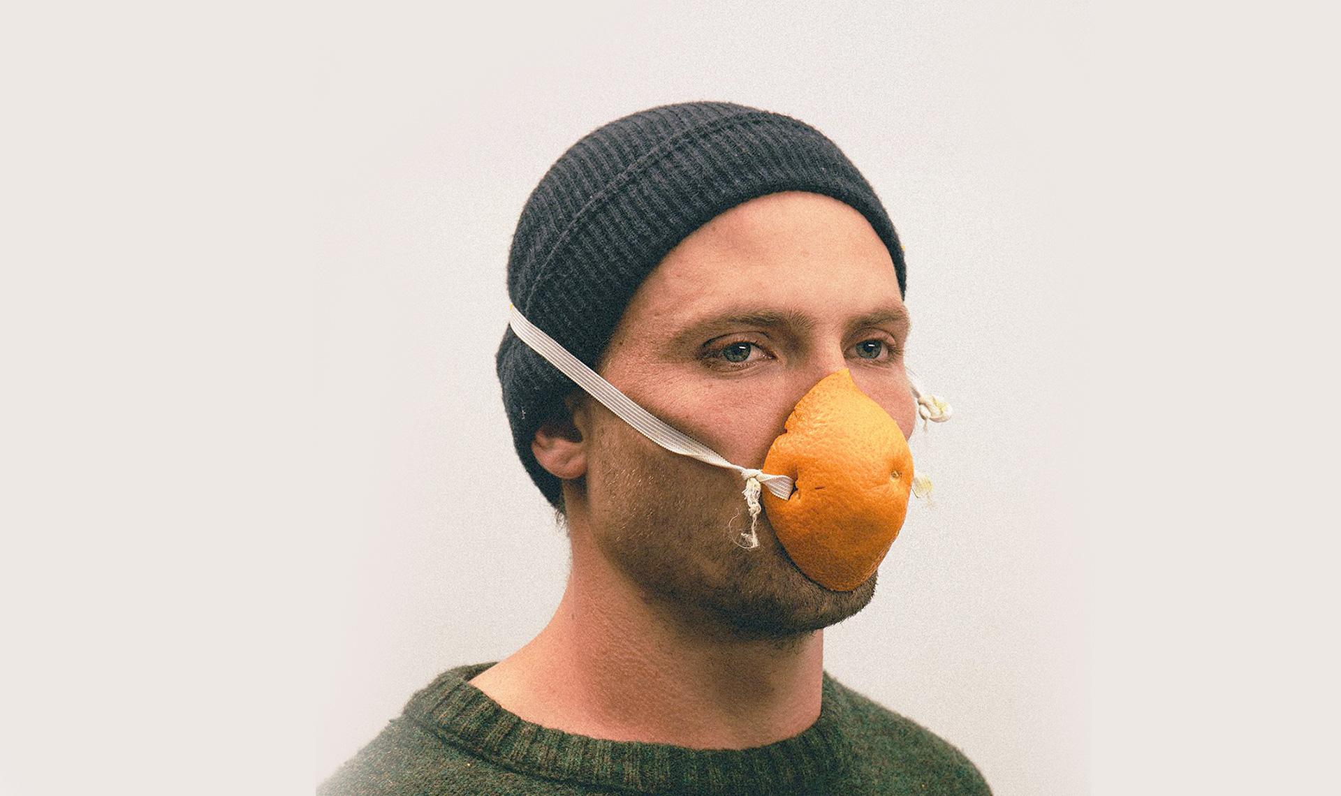 Дизайн и коронавирус: маски Макса