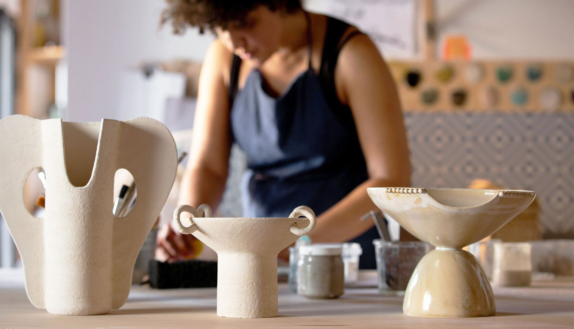 Dior Maison: керамика Анны Агбаду-Массон