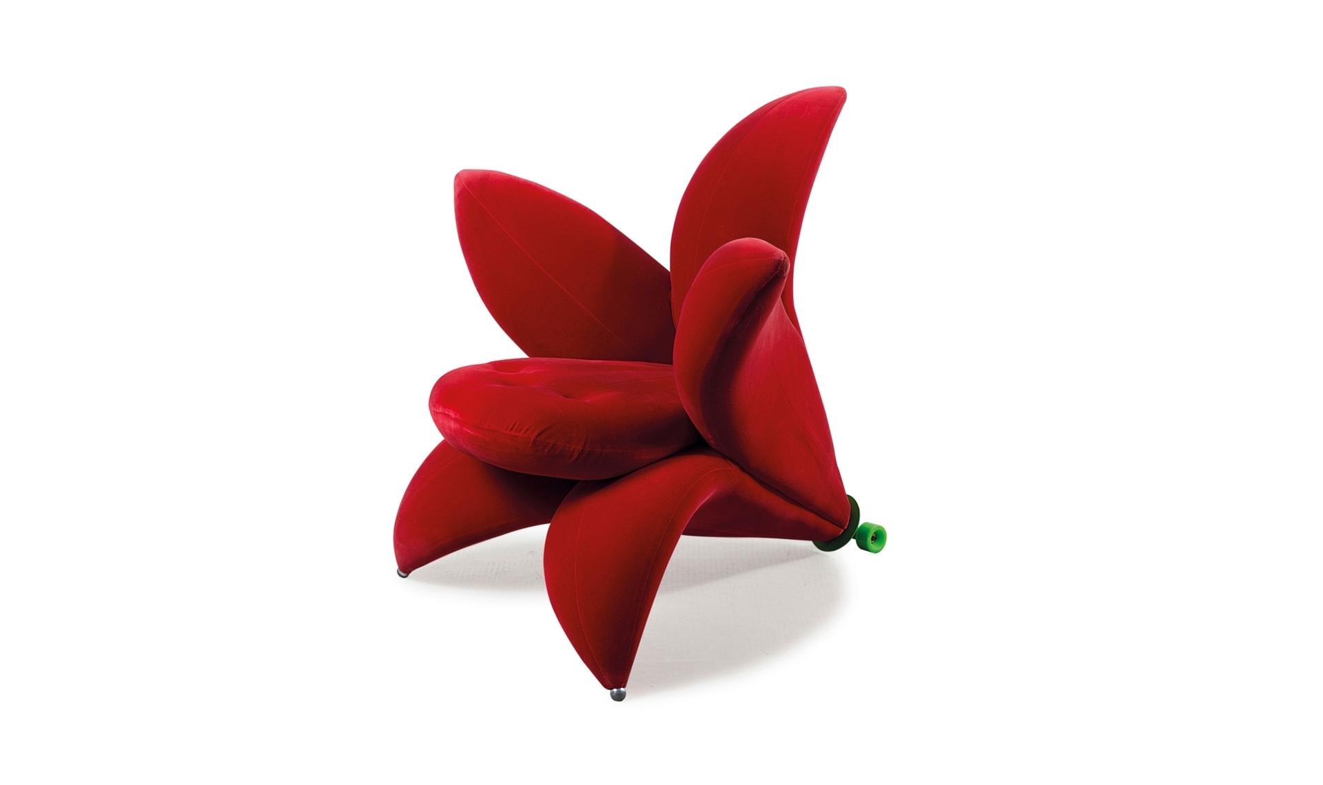 100 лет дизайна: кресло-цветок Масанори Умеды