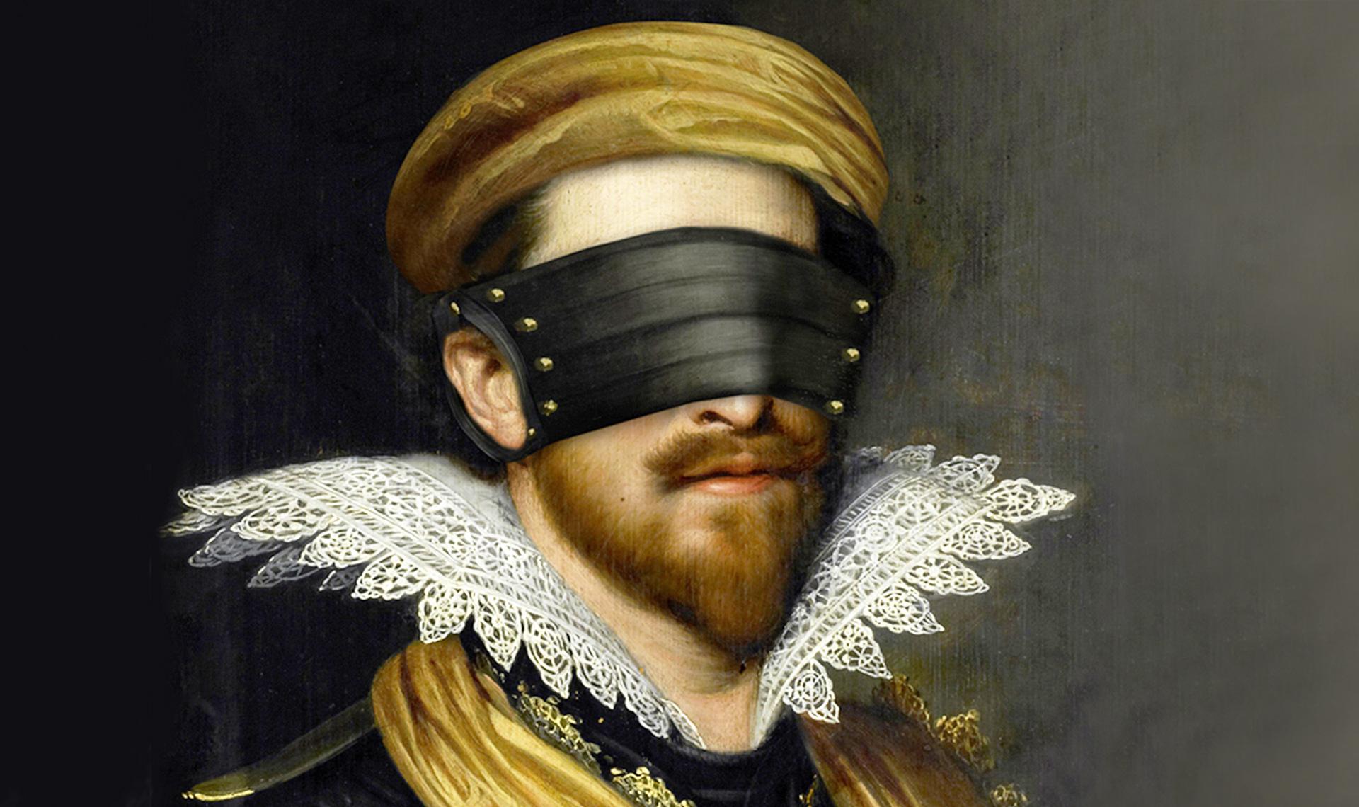 Фолькер Гермес: маски и коды роскоши