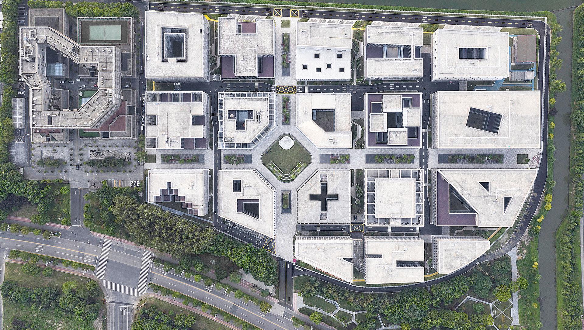 Аtelier FCJZ: новая концепция городских кварталов