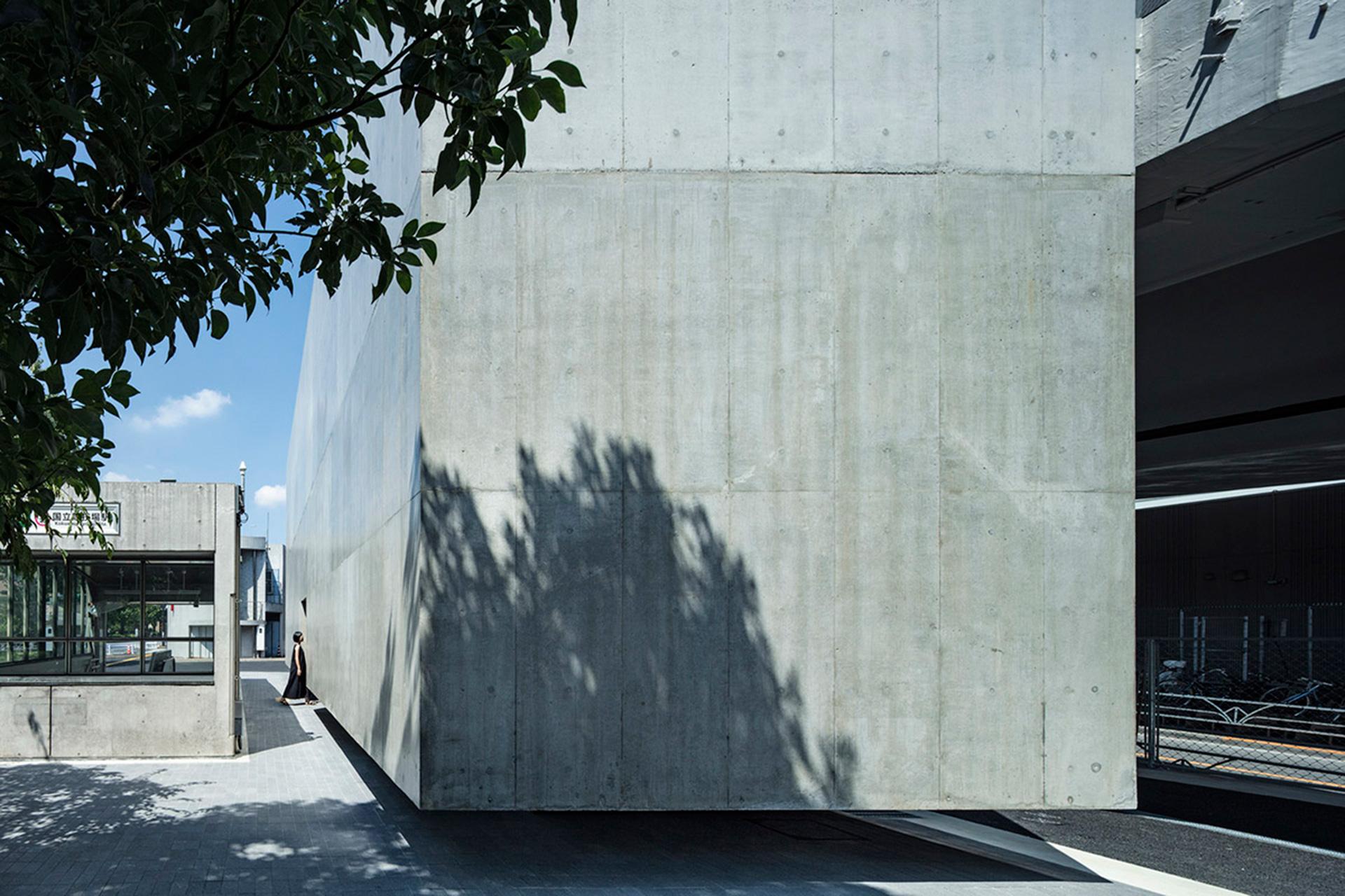 Общественный туалет в Токио по проекту Suppose Design Office