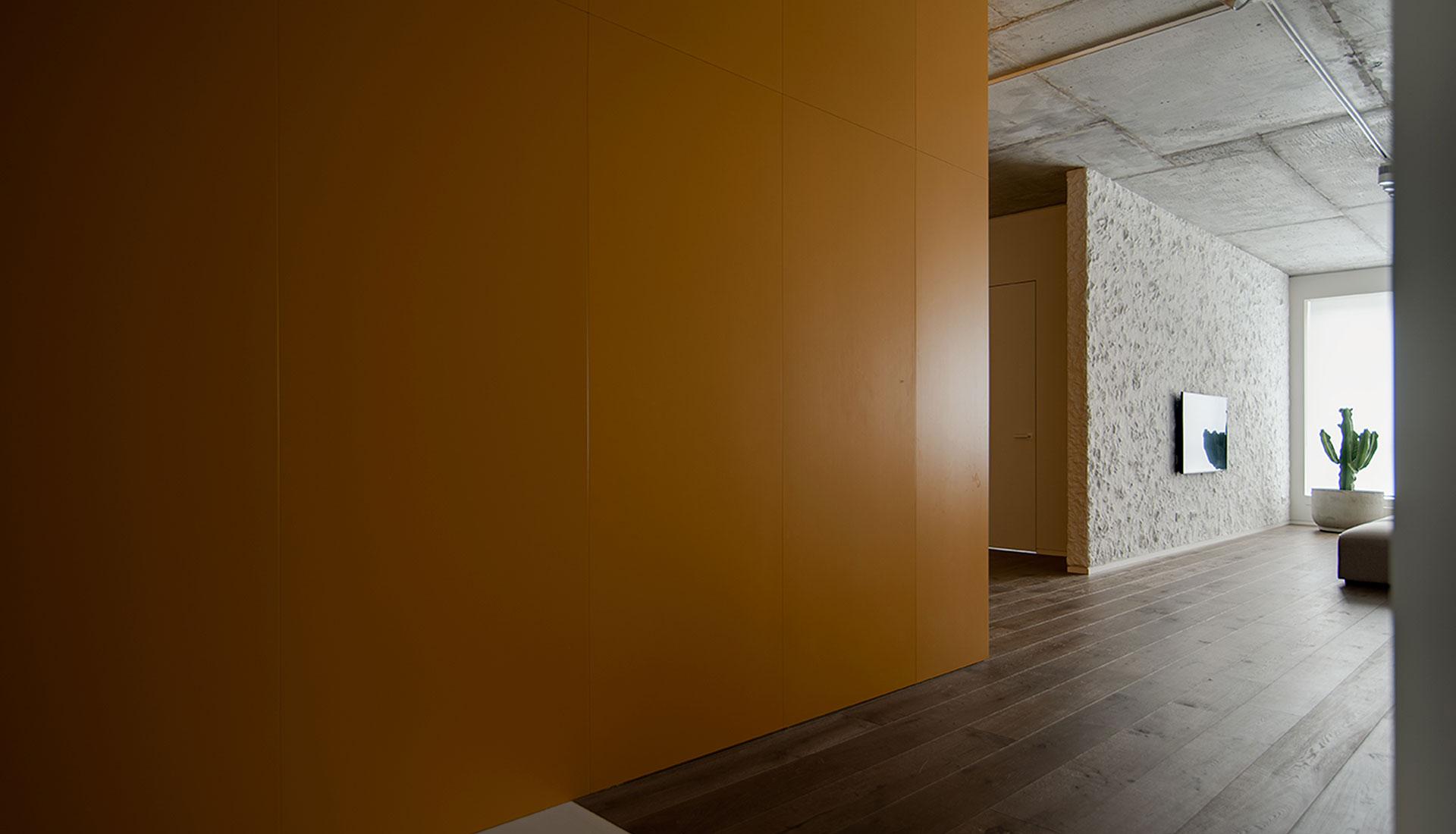 Sergey Makhno Architects: минималистичная квартира в Киеве