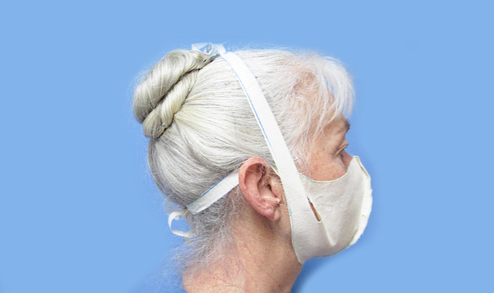 Дизайн-проект от Standard Issue: маски для всех