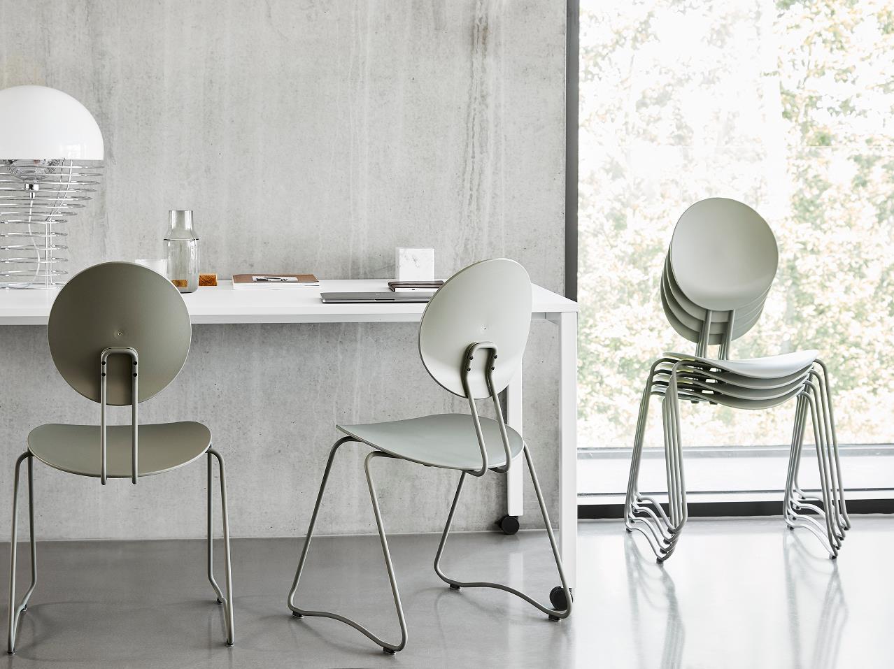Тренды 2020/2021: мебель Вернера Пантона для домашнего офиса