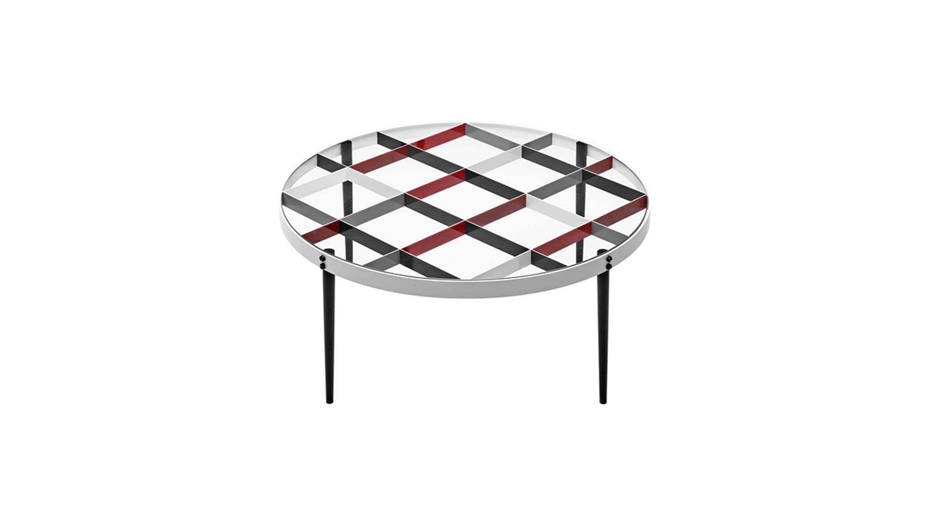 100 лет дизайна: столик D.555.1 Джо Понти
