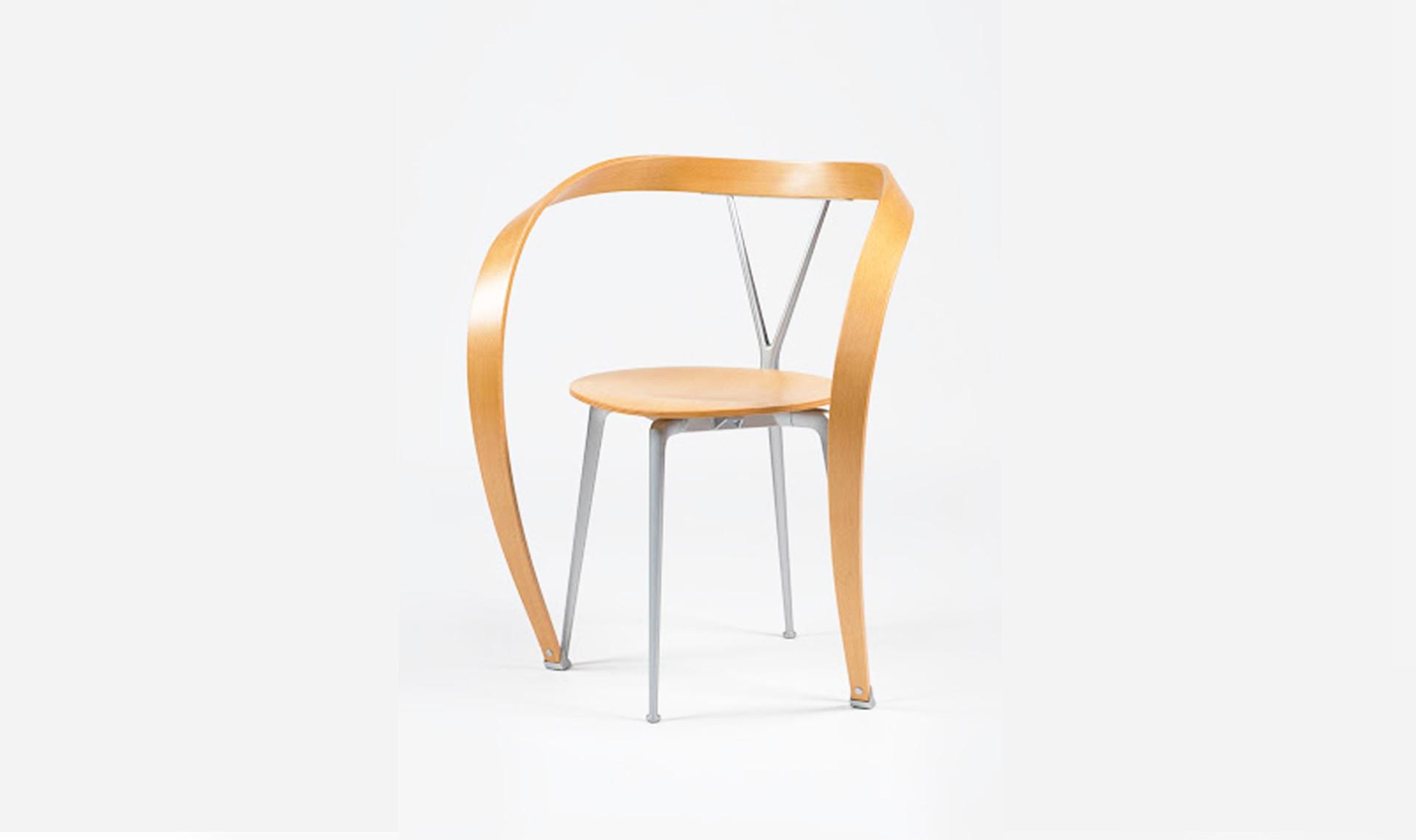 100 лет дизайна: стул Revers Андреа Бранци