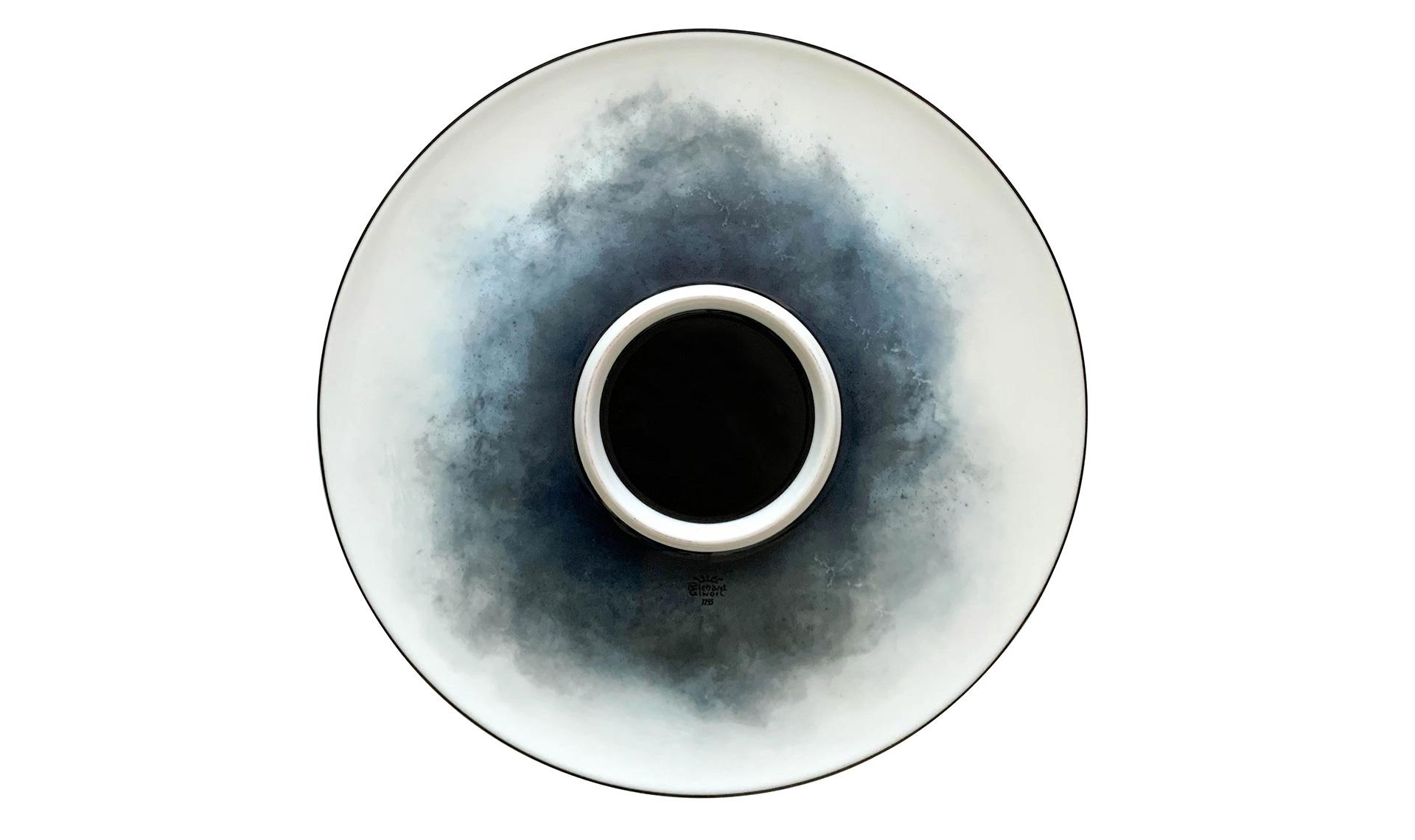 Констанс Гиссе для Richard Ginori: облака на фарфоре
