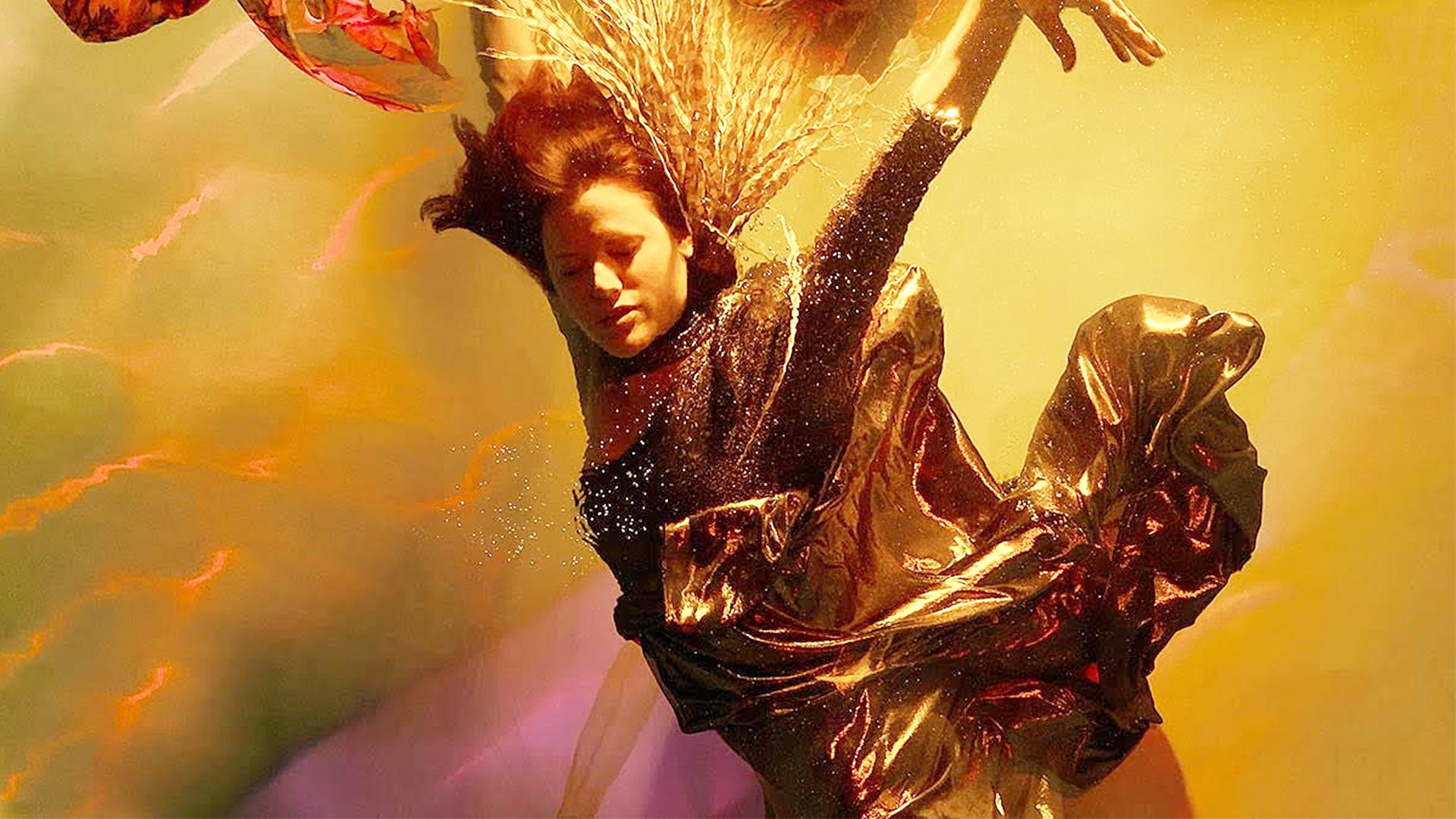 Море, танец и барокко на фотографиях Кристи Ли Роджерс