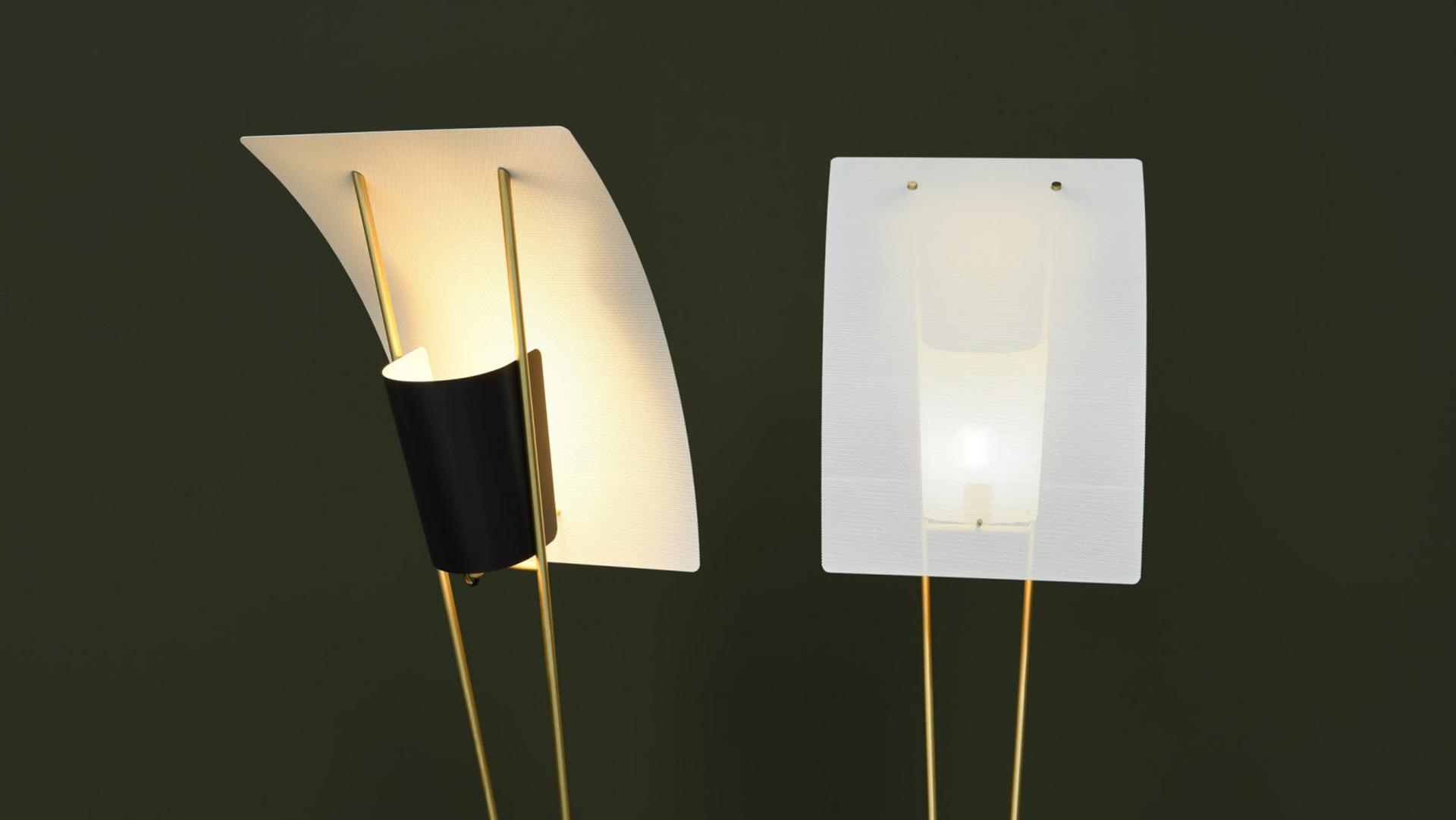 Sammode переиздает светильники Пьера Гариша