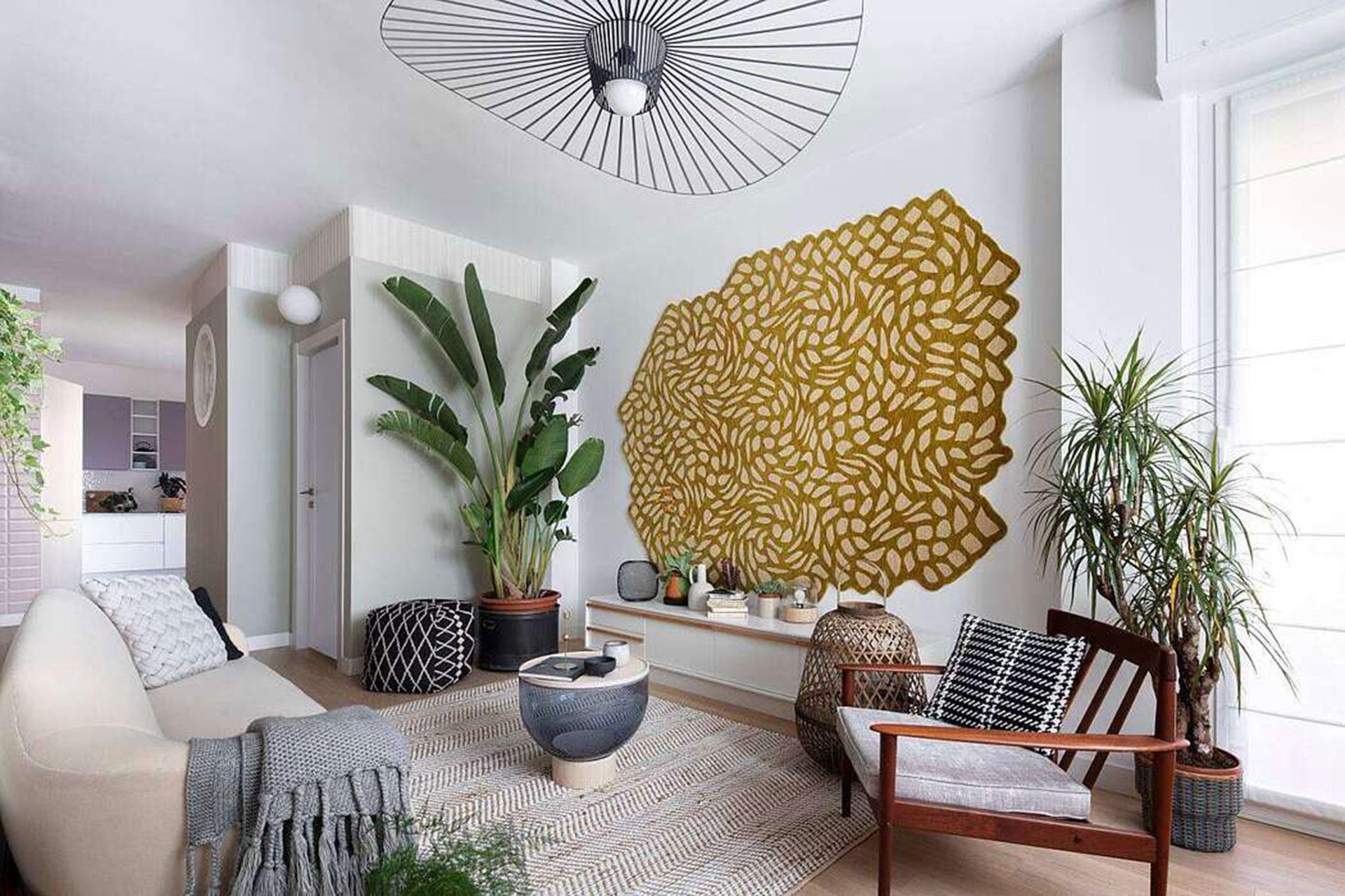 Paradisiartificiali: квартира в Милане