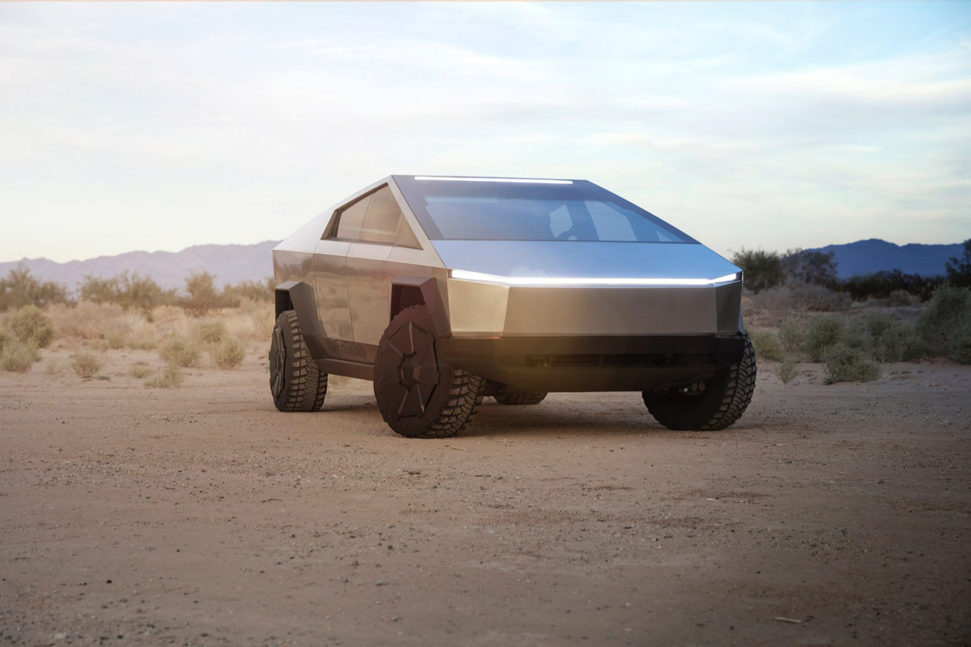 Илон Маск выпустит пуленепробиваемый электромобиль