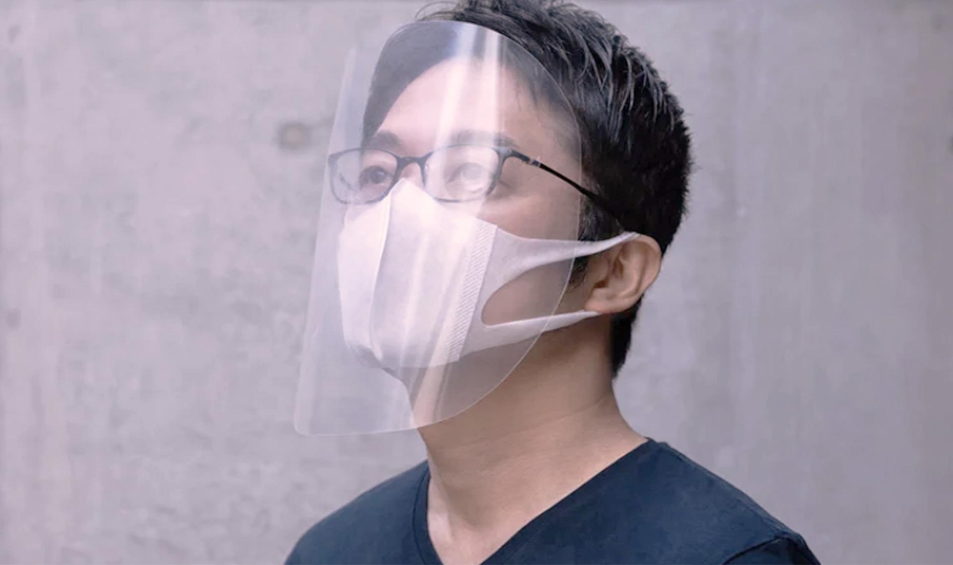 Токужин Йошиока: дизайн против коронавируса