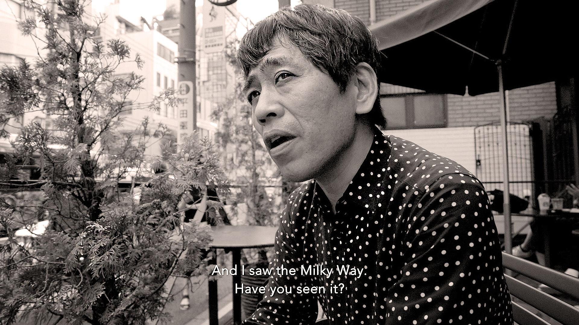 Притцкеровский лауреат Рюэ Нисидзава снялся в кино