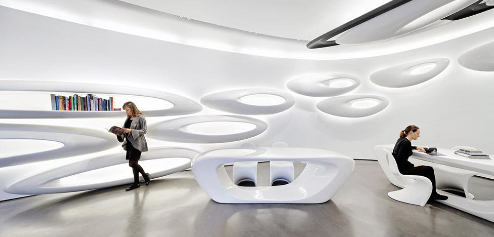 Roca Gallery: шоу-рум как инновационное пространство