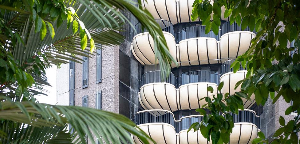 Первый проект Heatherwick Studio в Сингапуре